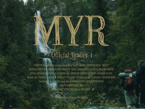 MYR – OFFICIAL TRAILER 2017