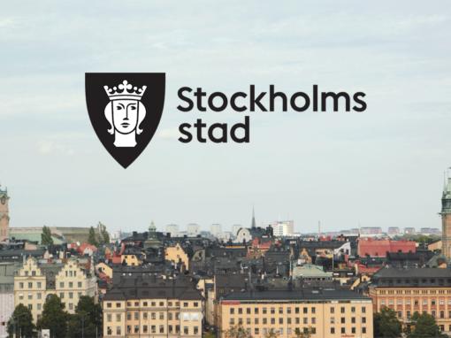 STOCKHOLMS STAD – SERVICEFÖRVALTNINGEN
