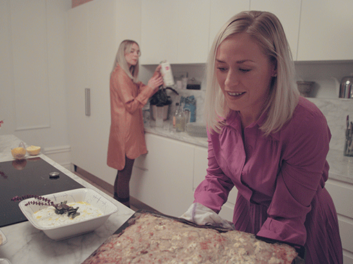 QUORN – EDITA 'FOODJUNKIE' RENLUND