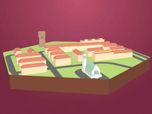 SUNDBYBERGS STAD – GIS